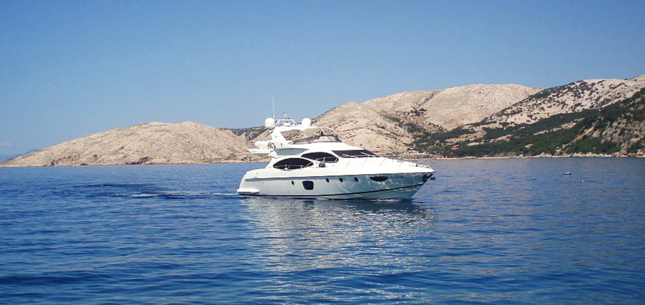 Azimut 68 Evolution