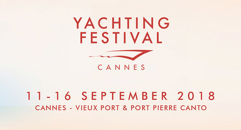 CANNES YACHTING FESTIVAL - 11-16 СЕНТЯБРЯ